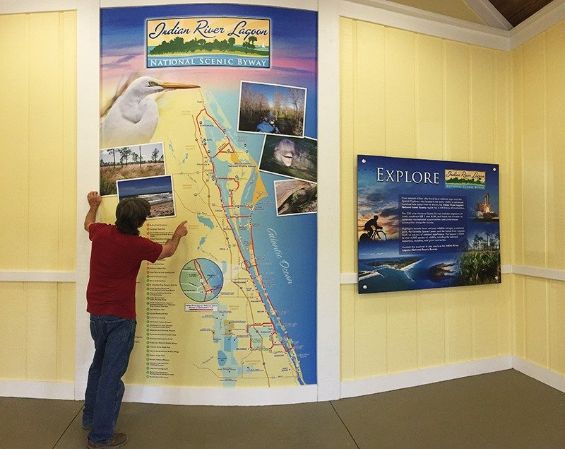 Indian River Lagoon National Scenic Byway Wallpaper