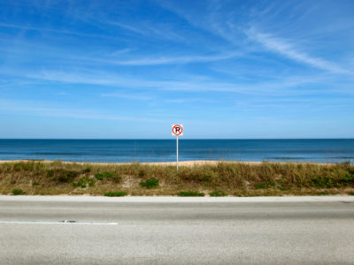 The A1A Scenic and Historic Coastal Byway travels along the Atlantic Ocean in St. Johns County, north of St. Augustine. Daron Dean for VISIT FLORIDA   Photo by: Daron Dean