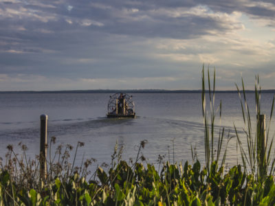 Airboat GMSB