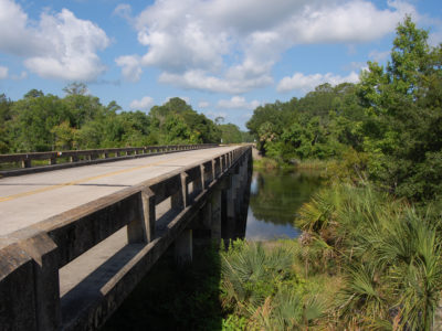 Alexander Springs Bridge