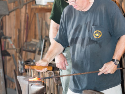 Barberville Blacksmithing
