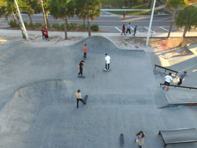 Bradenton Skatepark | Photo by: Luis Santana
