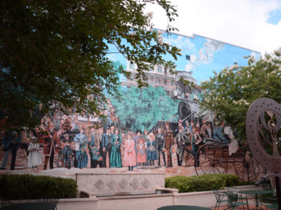 Downtown DeLand Mural