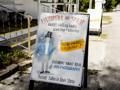 Encounter The Spirits In Cassadaga