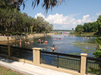 Fourth Of July At Salt Springs