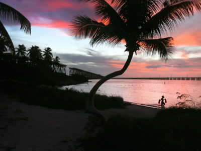 Bahia Honda State Park along the Florida Keys All-American Road | Photo by: Patrick Farrell