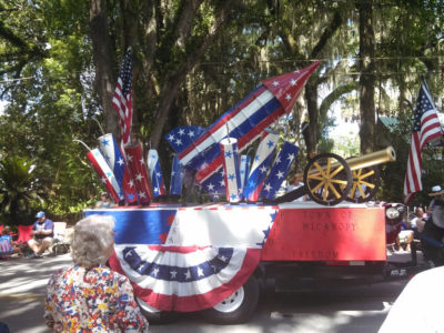 Micanopy July 4th Parade