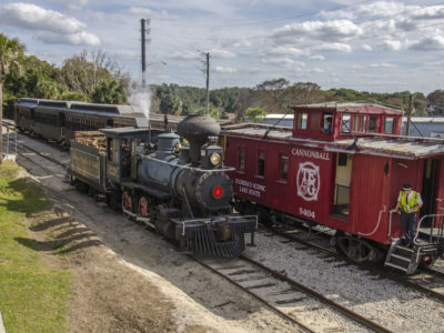 Mount Dora Historic Trains