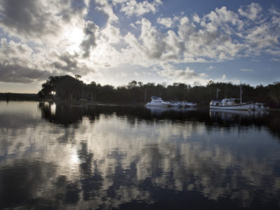 Over 150 miles of scenic roadway, the River of Lakes Heritage Corridor, takes you through Lake, Volusia , and Seminole County. This scenic byway is a combination of historic preservation, rich culture and Florida natural habitats at it's finest. A view of the St John's River at Hontoon Island State Park. (Photo/Julie Fletcher)