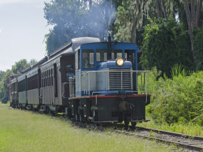 Scenic Train Through Mt Dora GMSB