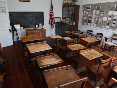 Schoolhouse At Barberville
