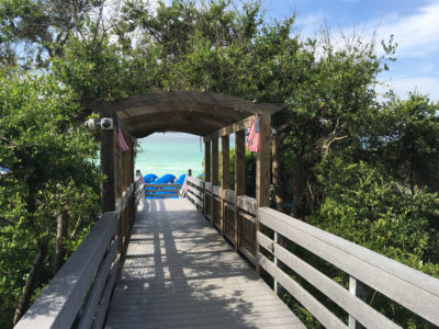 Seagrove One Beach Walkover
