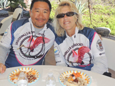 Spoonbills And Sprockets Annual Cycing Event