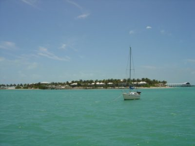 Boating The Keys