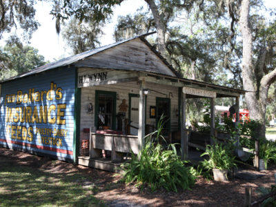 Country Store At Barberville Settlement