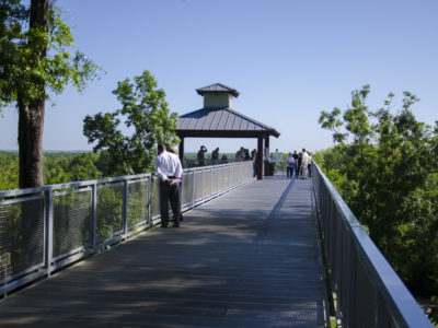 Green Mountain Scenic Byway Overlook