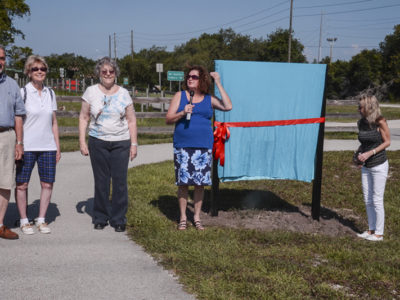 River of Lakes Heritage Corridor Ribbon Cutting