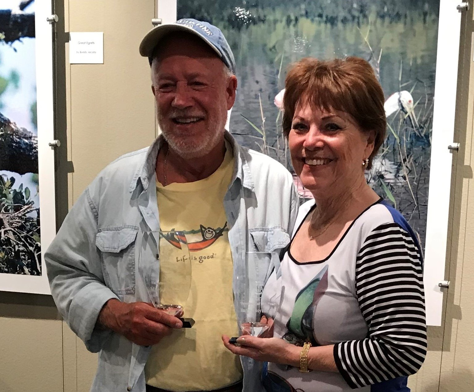 A1A's 2017 Volunteer of the Year award ceremony