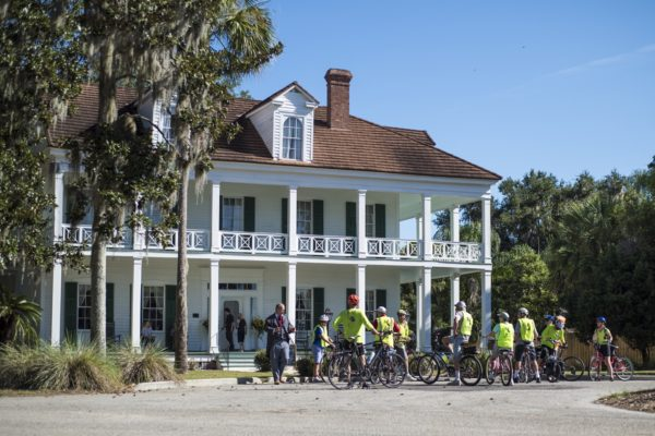 Cycle Tour At Bronson Mulholland House