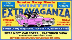 Sumter Swap Meets 26th Winter Extravaganza