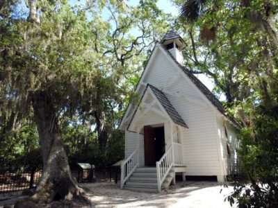 Historic Spanish Point Chapel
