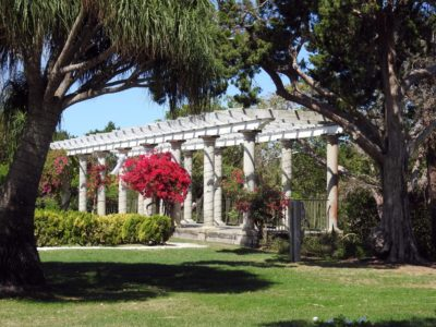 Historic Spanish Point Pergola