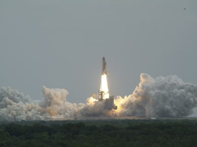 STS 135 Shuttle Launch Kenndy Space Center