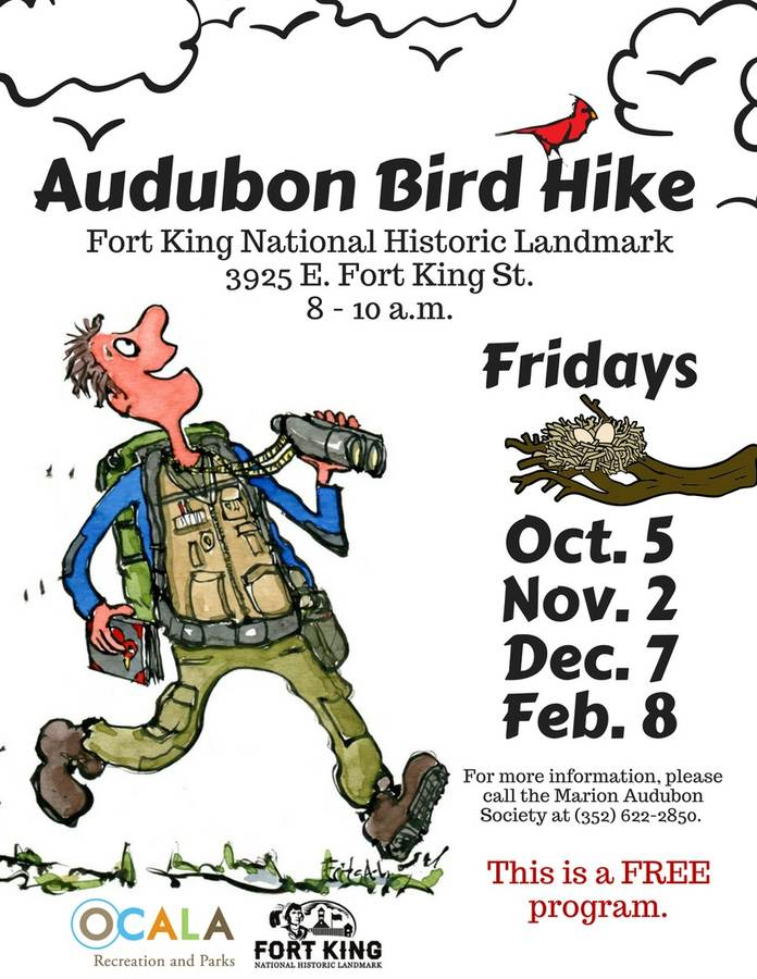 Audubon Bird Hike