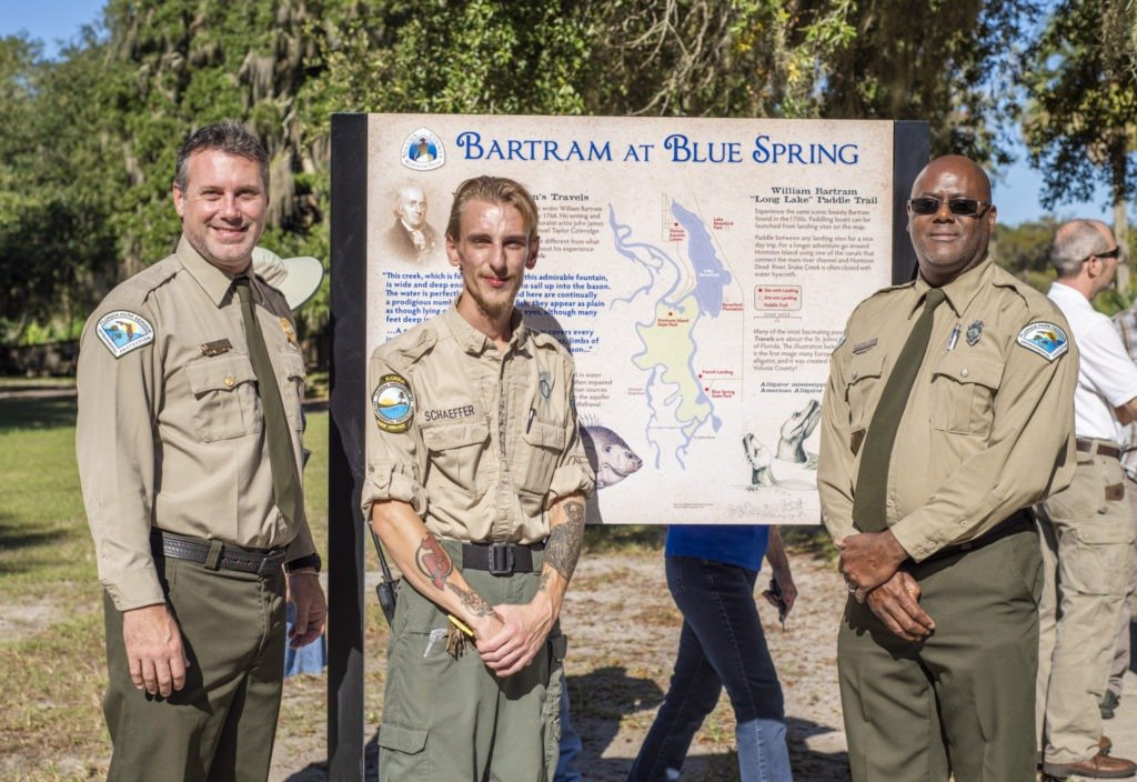 Bartram Trail at Blue Spring